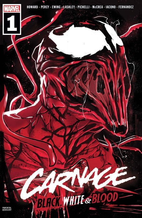 Carnage – Black, White & Blood #1