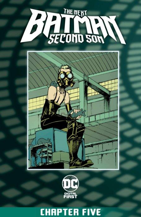 The Next Batman - Second Son #5