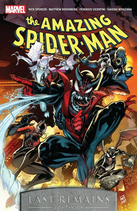 Amazing Spider-Man – Last Remains Companion #1 - TPB