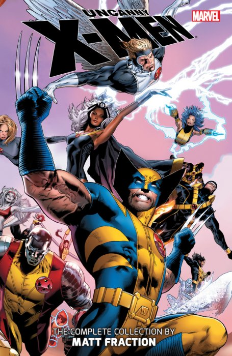 Uncanny X-Men – The Complete Collection by Matt Fraction Vol.1-3 Complete