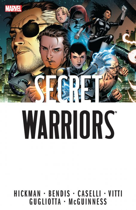 Secret Warriors – Complete Collection Vol.1