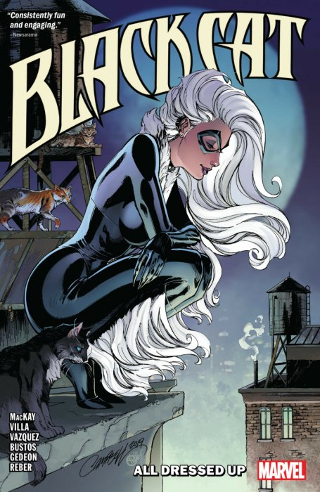 Black Cat Vol.3 – All Dressed Up