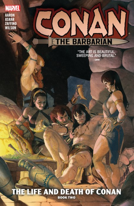 Conan The Barbarian Vol.2 – The Life And Death Of Conan Book Two