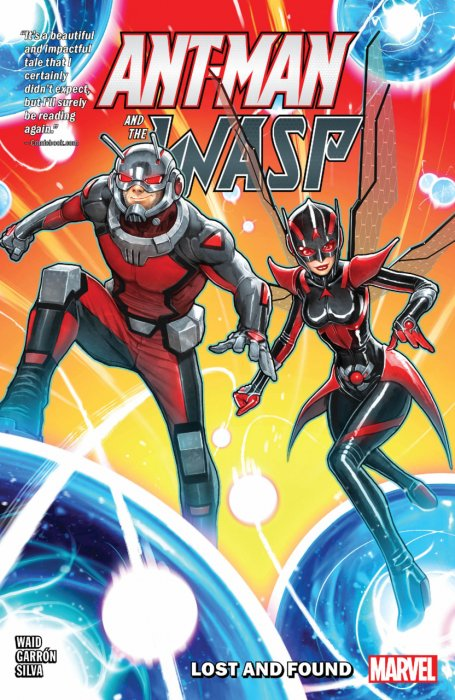 Ant-Man And The Wasp – Lost And Found #1 - TPB