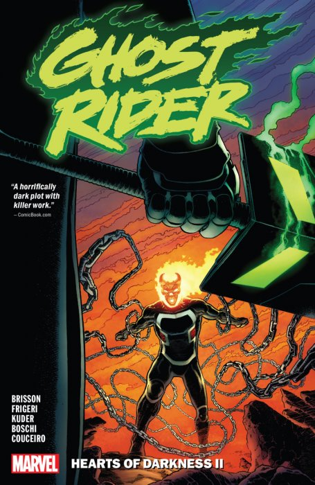 Ghost Rider Vol.2 – Hearts Of Darkness II
