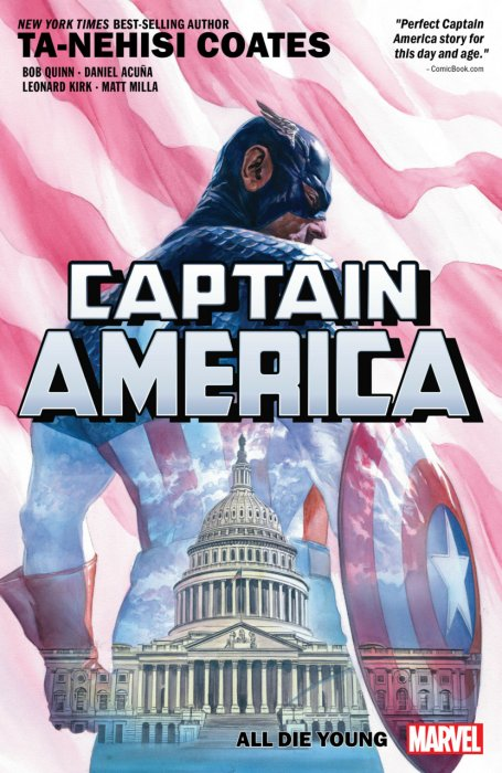 Captain America Vol.4 – All Die Young