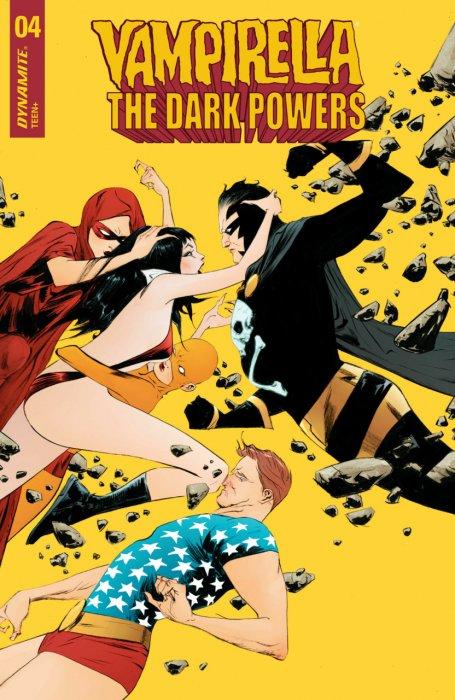 Vampirella - The Dark Powers #4