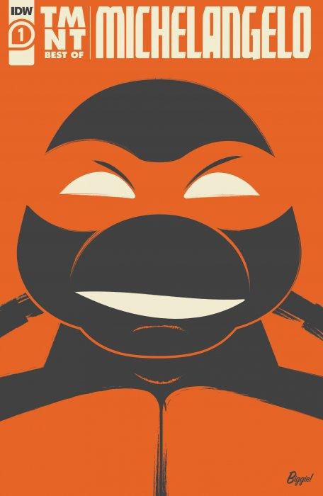 Teenage Mutant Ninja Turtles - Best of Michelangelo #1
