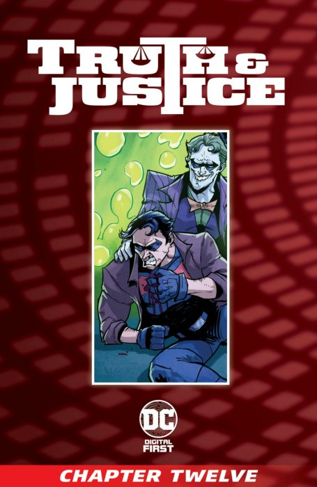 Truth & Justice #12