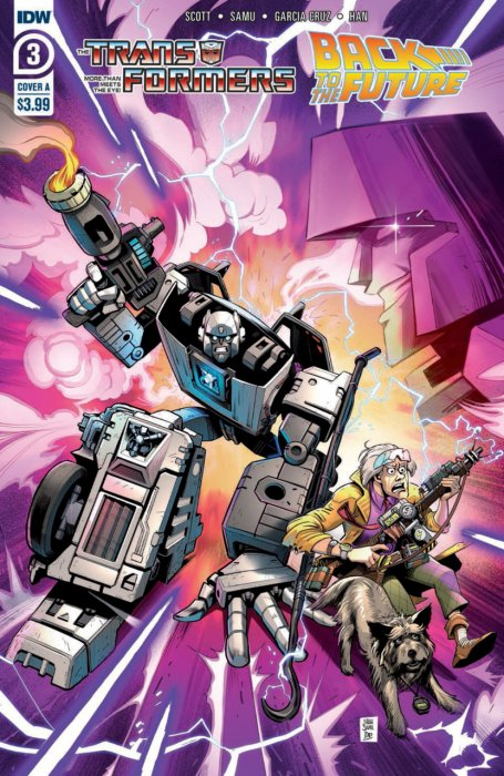 Transformers - Back to the Future #3