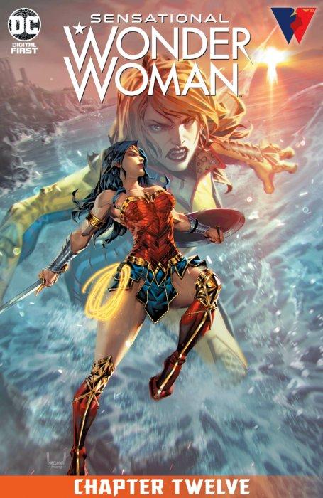 Sensational Wonder Woman #12