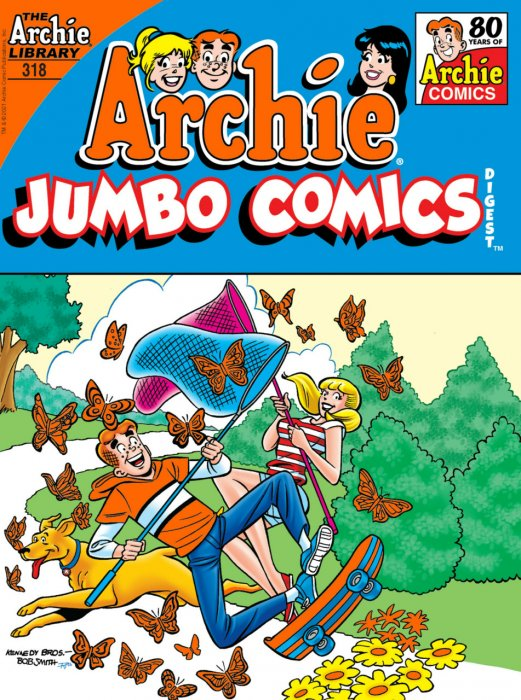 Archie Comics Double Digest #318