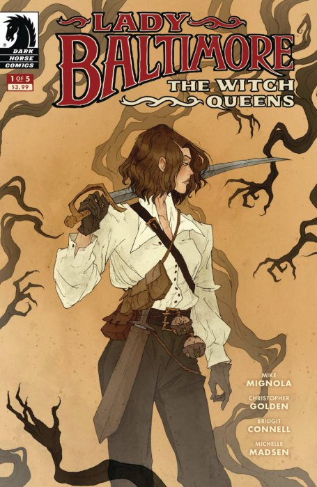 Lady Baltimore - The Witch Queens #1