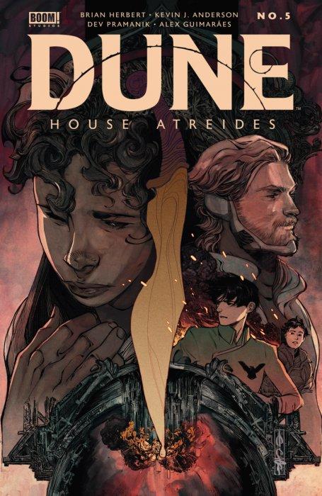 Dune - House Atreides #5
