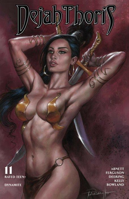 Dejah Thoris #11