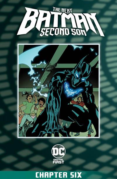 The Next Batman - Second Son #6
