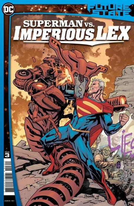 Future State - Superman vs Imperious Lex #3