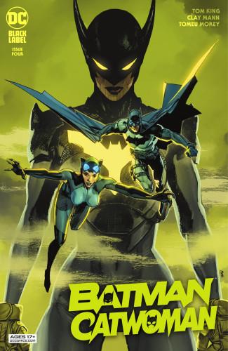 Batman - Catwoman #4