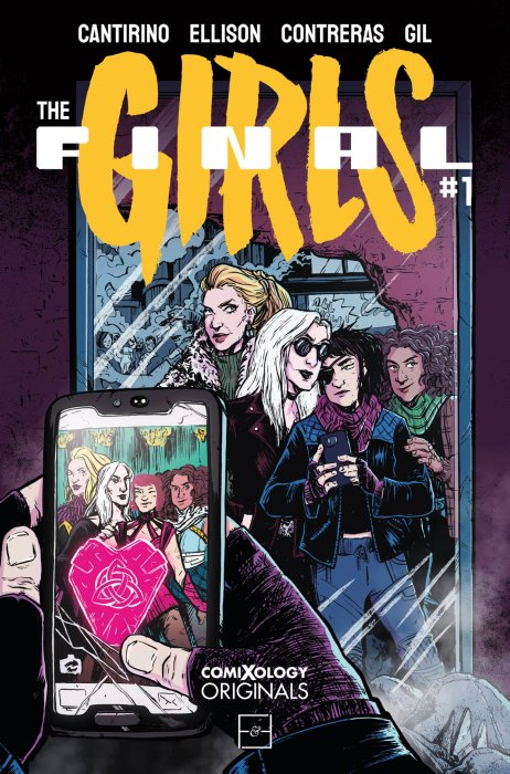 The Final Girls #1-5 Complete
