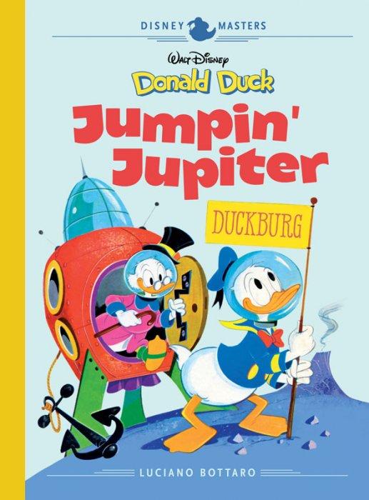 Disney Masters Vol.16 - Donald Duck - Jumpin' Jupiter!