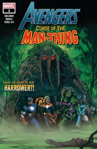 Avengers – Curse Of The Man-Thing #1