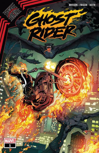 King In Black - Ghost Rider #1