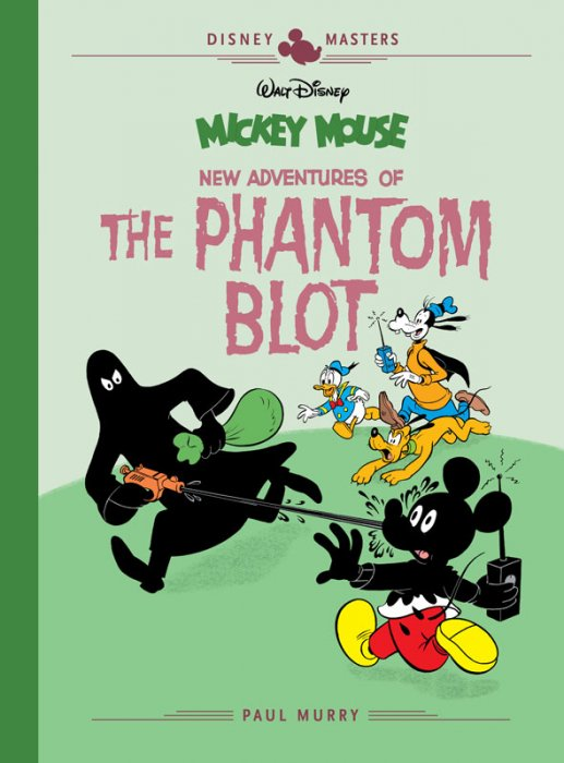 Disney Masters Vol.15 - Mickey Mouse - New Adventures of The Phantom Blot