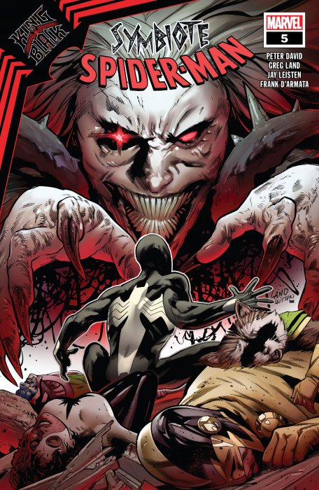 Symbiote Spider-Man - King in Black #5