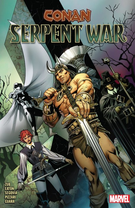 Conan - Serpent War #1 - TPB