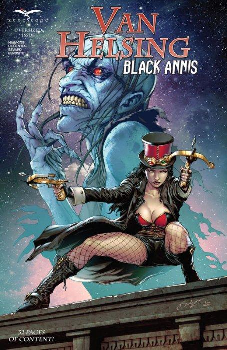 Van Helsing - Black Annis #1