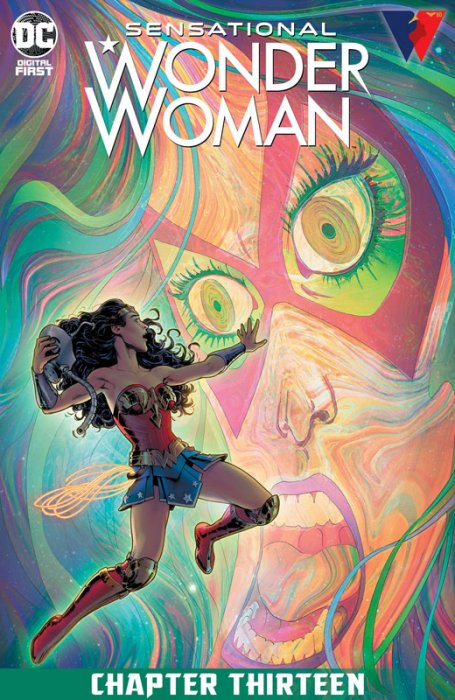 Sensational Wonder Woman #13