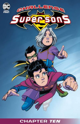 Challenge of the Super Sons #10
