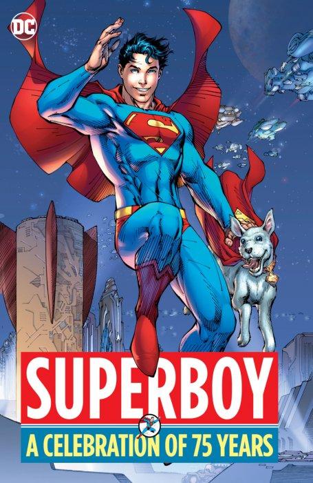 Superboy - A Celebration of 75 Years #1 - HC