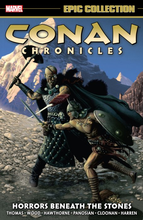 Conan Chronicles Epic Collection Vol.5 - Horrors Beneath the Stones