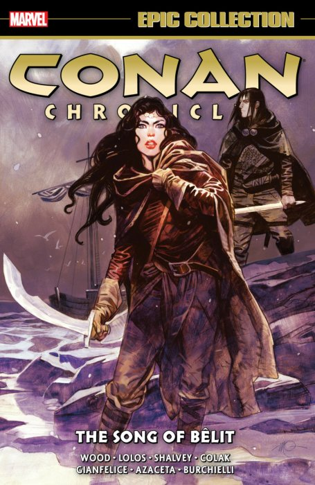 Conan Chronicles Epic Collection Vol.6 - The Song of Belit