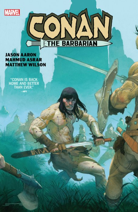 Conan the Barbarian by Aaron & Asrar #1 - HC