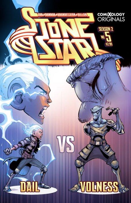 Stone Star Vol.2 #5