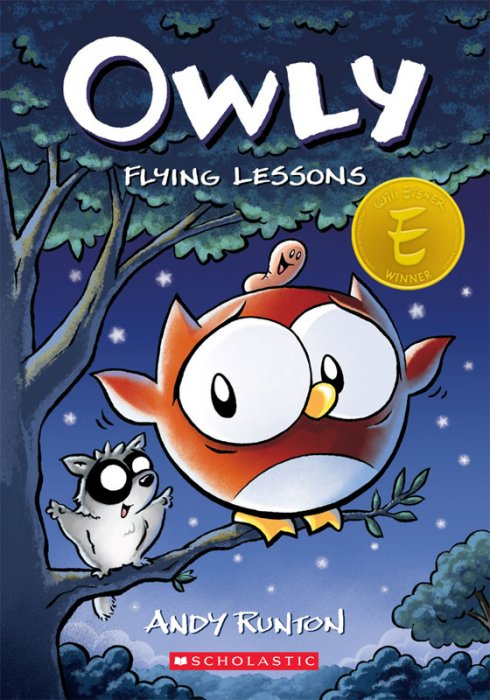 Owly #3 - Flying Lessons