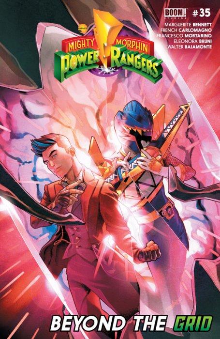 Mighty Morphin' Power Rangers #35