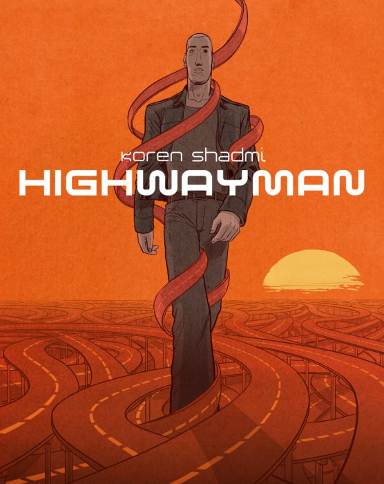 Highwayman #1 - GN
