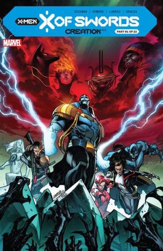 X-Men - X Of Swords #1