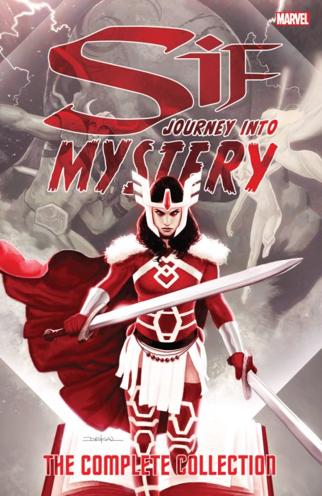 Sif - Journey Into Mystery - The Complete Collection #1 - TPB