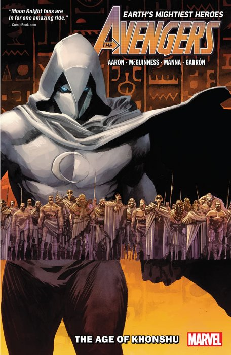 Avengers Vol.7 - The Age Of Khonshu