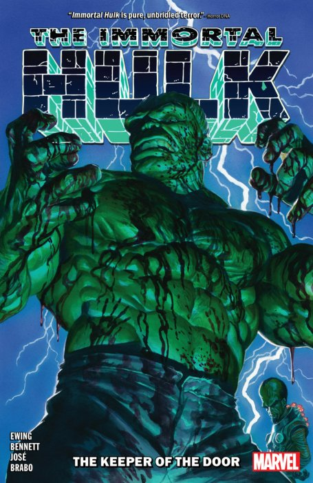 Immortal Hulk Vol.8 - The Keeper Of The Door