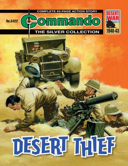 Commando #5419-5426
