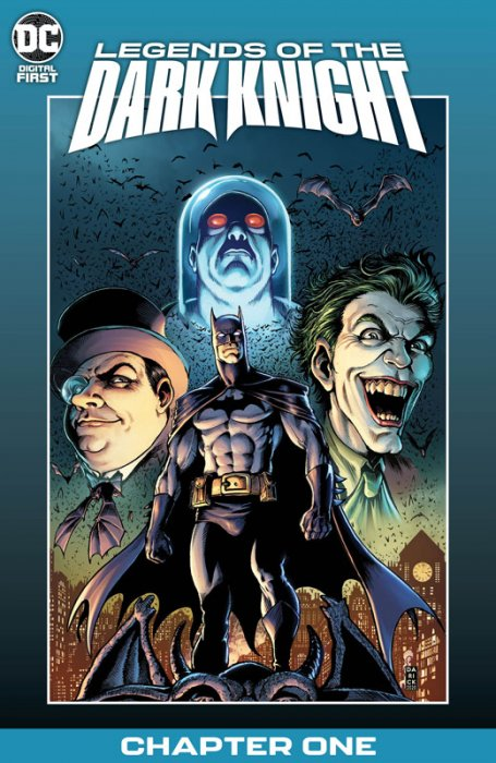 Legends of the Dark Knight #1
