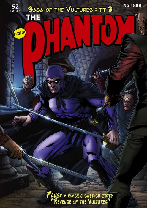 The Phantom #1888