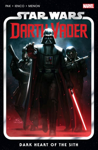 Star Wars - Darth Vader Vol.1 - Dark Heart Of The Sith