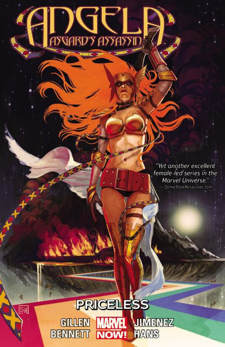 Angela - Asgard's Assassin - Priceless Vol.1