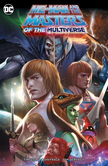 He-Man and the Masters of the Multiverse #1 - TPB